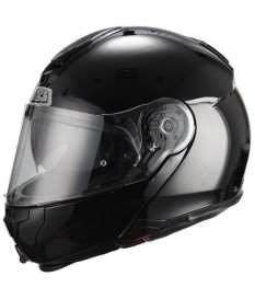 CASCO NZI COMBI DUO NEGRO BRILLO