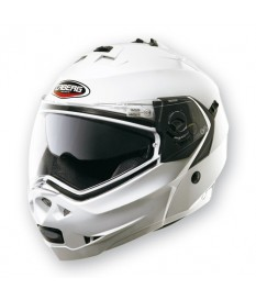 CASCO CABERG DUKE LEGEND BLANCO BRILLO
