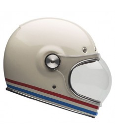 CASCO BELL BULLITT STRIPES PEARL WHITE
