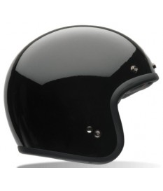 BELL CUSTOM 500 NEGRO BRILLO