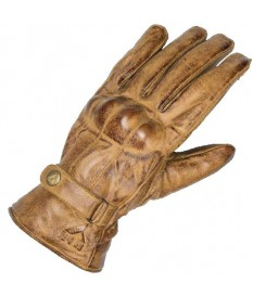 GUANTES BY CITY ELEGANT MOSTAZA