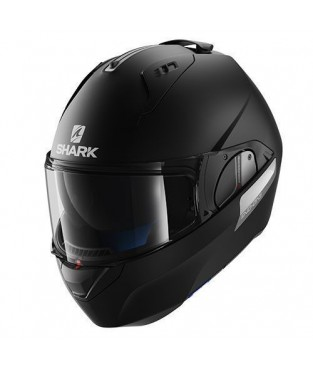 CASCO SHARK EVO ONE MATT BLACK