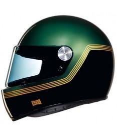 Nexx X.G100 Racer Motordrome Green