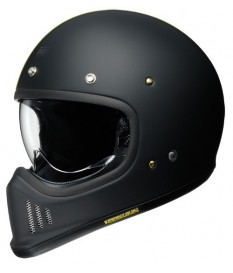 Shoei Ex Zero Negro Mate