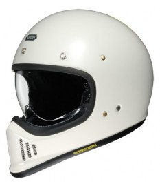 Shoei Ex Zero Blanco