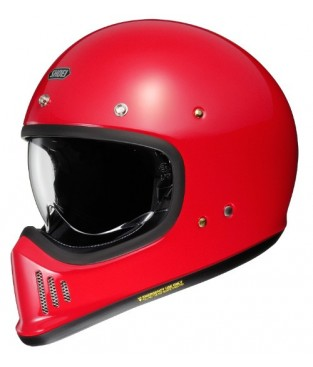 Casco Shoei Ex Zero Rojo