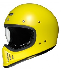 Shoei Ex Zero Amarillo
