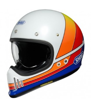 Shoei Ex Zero Equation TC-2