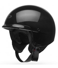 Bell Scout Air Negro Brillo