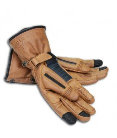 Guantes By City Oslo Mostaza