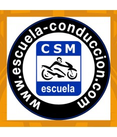 Escuela Conducción CSM