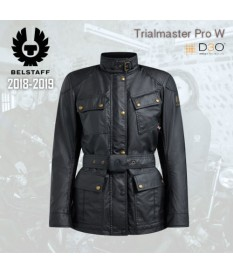 Belstaff Trialmaster Pro Woman Black
