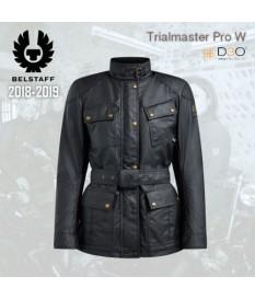 Belstaff Trialmaster Pro Woman Black