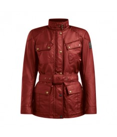 Belstaff Trialmaster Pro Woman Red