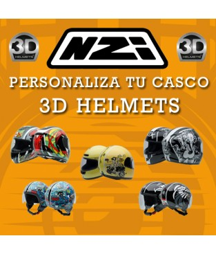 3D Helmets Diseño