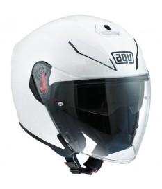 Agv K5 Jet White