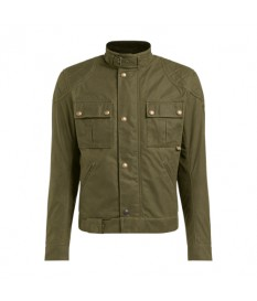 Belstaff Brooklands Olive Green