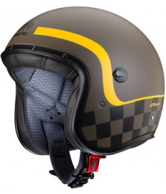 Caberg Freeride Formula Matt Brown Yellow