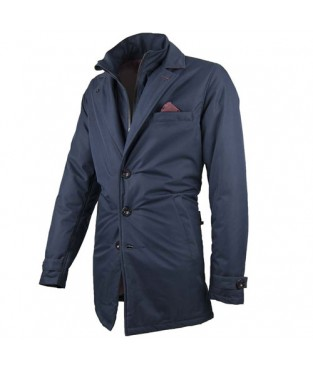 Chaqueta By City Trench Coat Man Azul
