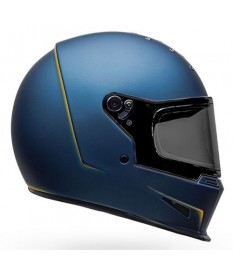 Casco Bell Eliminator Vanish Matt Blue