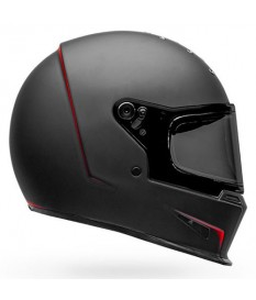 Casco Bell Eliminator Vanish Matt Black