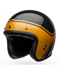 Casco Bell Custom 500 Streak Black Gold