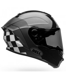 Casco Bell Star Mips DLX Checkers
