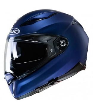 Casco Hjc F70 Azul Mate