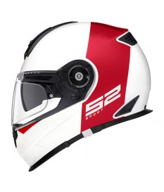 Casco Schuberth S2 Redux Red