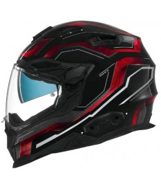 Casco Nexx X.WST 2 Supercell Black Red