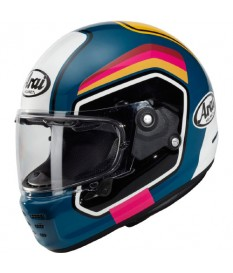 Casco Arai Concept X Number Blue