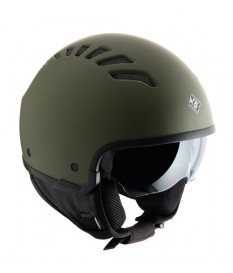 Casco Tucano El Fresh Verde Mate