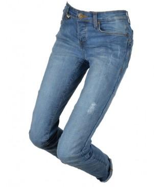 Pantalon By City Camaleon Lady Azul