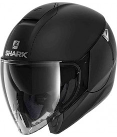 Shark Citycruiser Negro Mate