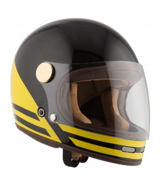 By City Roadster Black Yellow