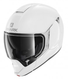 Casco Shark EVOJET White WHU