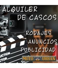 Alquiler Cascos Moto Madrid