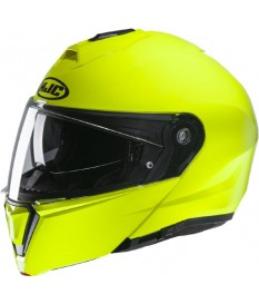 Hjc I90 Fluo Yellow