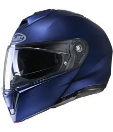 Hjc I90 Fluo Blue Matt