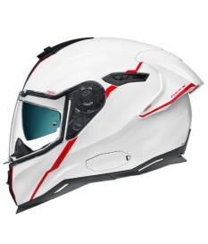 Casco Nexx SX.100R Shortcut Blanco