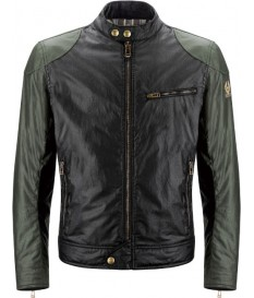 Cazadora Belstaff Surtees Black Green