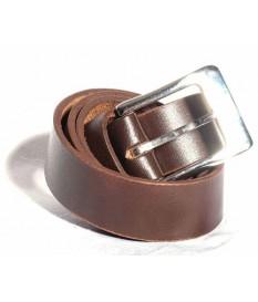 Cinturon By City Cuero Marron