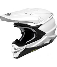 Casco Motocross Shoei VFX-WR Blanco
