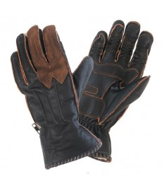 Guantes By City Winter Skin Negro Marron