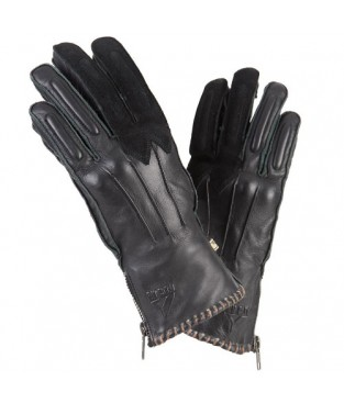 Guantes Lady By City Winter Skin Negro