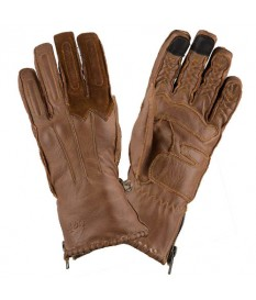 Guantes Lady By City Winter Skin Marron