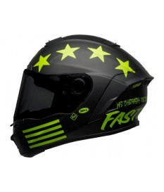 Casco Bell Star Mips DLX Fasthouse Black Matt