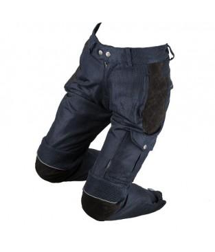 Pantalon Verano By City Mixed Venty Azul