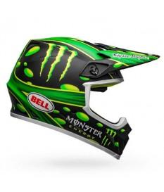 Casco Motocross Bell Moto 9 Mips MCGRATH