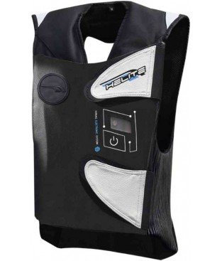 Helite Airbag E-GP AIR Negro Blanco